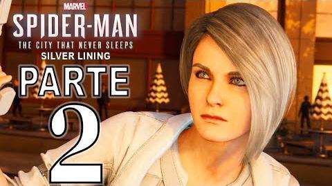Spider-Man Silver Lining Gameplay en Español Latino Parte 2 - No Comentado (PS4 Pro)