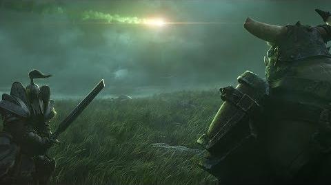 Warcraft III Reforged - Tráiler cinemático