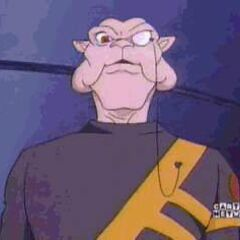 Capitán Shiner (2ª voz) en <a href=