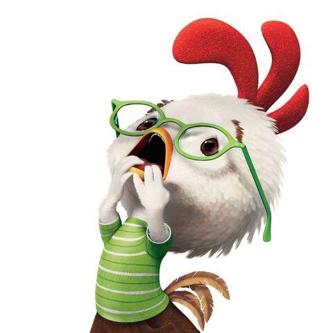 Chicken Little (canciones) en <a href=