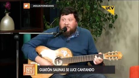 "Rodrigo Guatón Salinas - Nuevo Disco ""Chopico"""