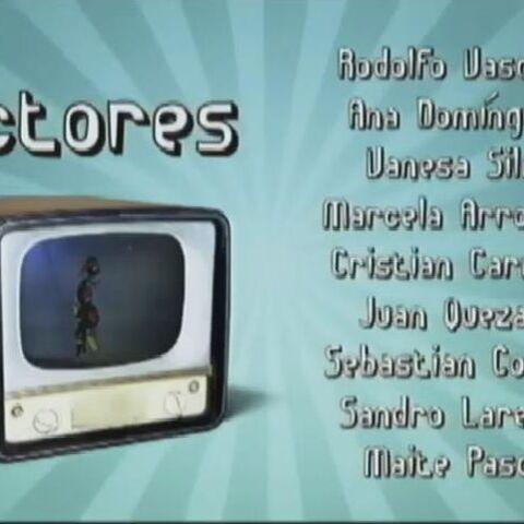 Créditos segunda temporada