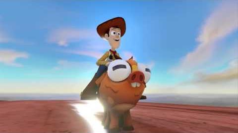 Disney Infinity - Woody