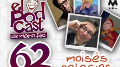 Entrevista a Moisés Palacios en el Podcast de Mario Filio Parte 1