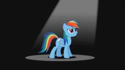 Interpretación Rainbow Dash 2T