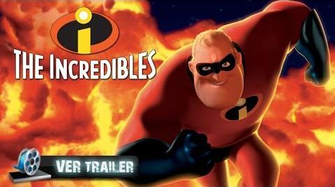 Los Increibles Trailer 1 Español Latino (2004)