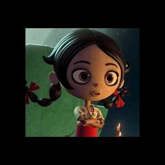 Maria Posada (niña) en <a href=