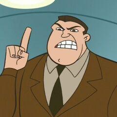Sr. Barkin en <a href=