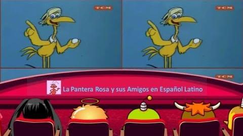 PIERNAS LOCAS CRANE ♦ La Cigueña y su Cría ♦ Audio Español Latino