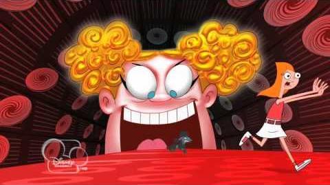 Phineas y Ferb - Si En Tu Mente Vas A Entrar