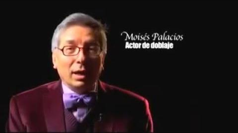 Taller de Doblaje de Moisés Palacios