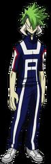 Togaru Kamakiri Anime Profile MHA