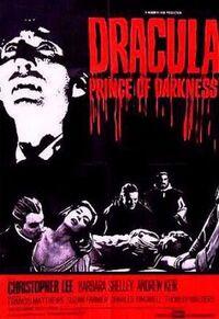 DRACULA PRINCIPE DE LAS TINIEBLAS (1966)
