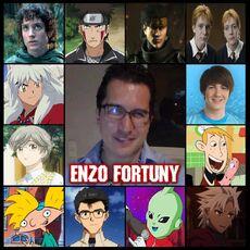 Enzo Fortuny-Doblaje09