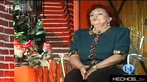 Gabriela Alcalá presenta Los Grandes- María Santander