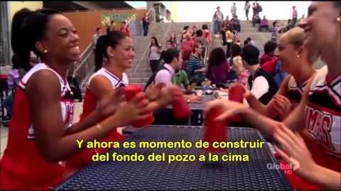 "Glee Buscando la Fama, ""It's Time"" Muestra de Doblaje"