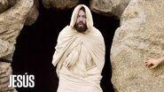 Jesús Jesús resucita a Lázaro