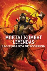 Mortal Kombat Legends: La venganza de Scorpion