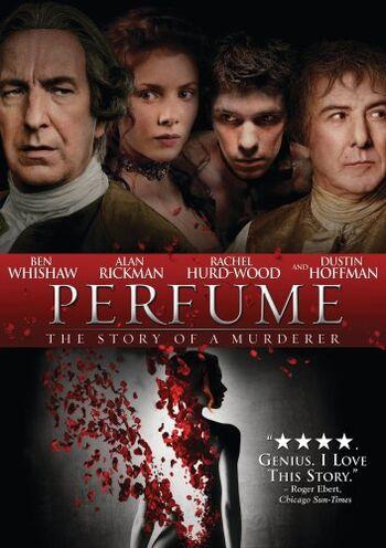 la pelicula del perfume