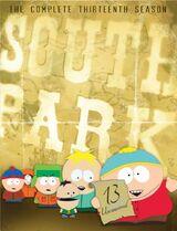 Anexo:13ª temporada de South Park