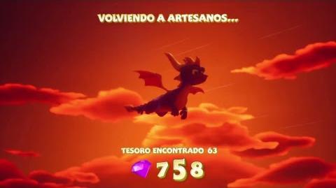Spyro The Dragón Español Latino Parte 1 (Artesanos)-0