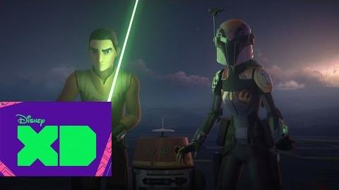Star Wars Rebels Tráiler Temporada 3