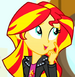 Sunset Shimmer's Pet Project