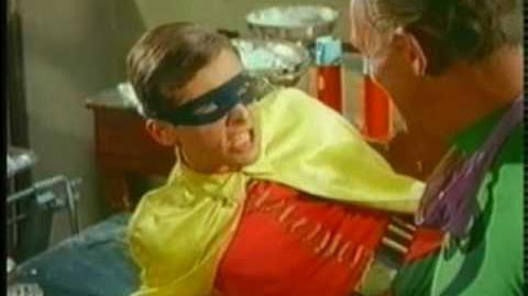 Batman y Robin en castellano