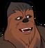 Chewbacca - Fuerzas del destino