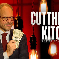 Alton Brown en programas de Food Network]]