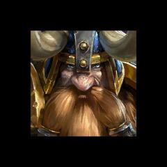 Muradin Barbabronce (M. Bronzebeard) también en <a href=