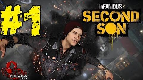 InFamous Second Son - Gameplay (Español Latino) Parte 1 HD