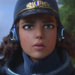 Overwatch 2 French Police Woman