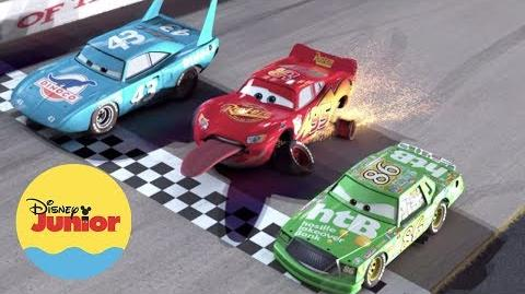 Cars - La Repetición-Ruedas Superveloces - Corto 3