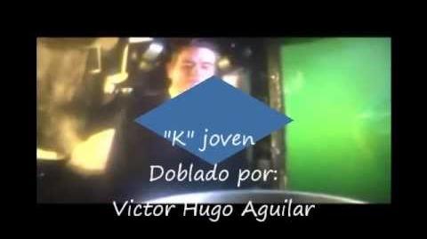 Comparación de Doblaje Victor Hugo Aguilar y Blas García