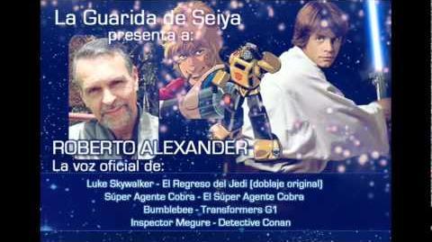 La Guarida de Seiya - Entrevista a Roberto Alexander 3 5