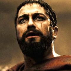 Rey Leonidas en <a href=