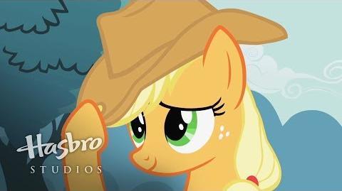 My Little Pony La Magia de la Amistad - Conoce a Applejack