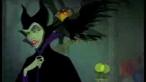 Sleeping Beauty-Maleficent(1 6)Maléfica Spanish 2001Español