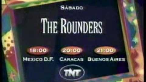 Tanda Comercial TNT Latinoamerica (Julio 1994)