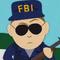 Agente del FBI SP