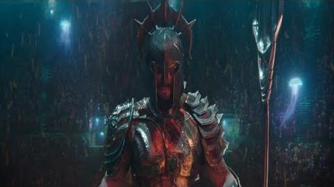 Aquaman vs Ocean Master - Escena Audio Latino 1080