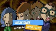 Capítulo 4- Vacaciones - Diego y Glot - Temporada 2005