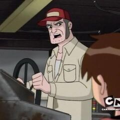 Capitán Shaw en <a href=