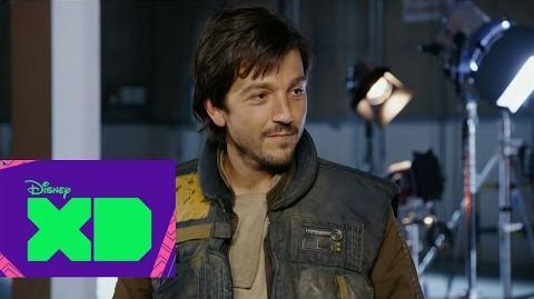 Diego Luna, el espía rebelde de Rogue One - DXD Xtra