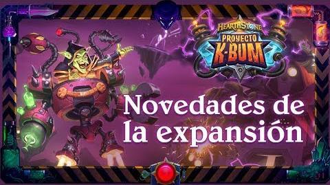 El Proyecto K-Bum Novedades de la expansión