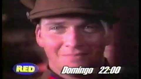 El joven Indiana Jones en el servicio secreto - Avance promocional Red Tv (latino)