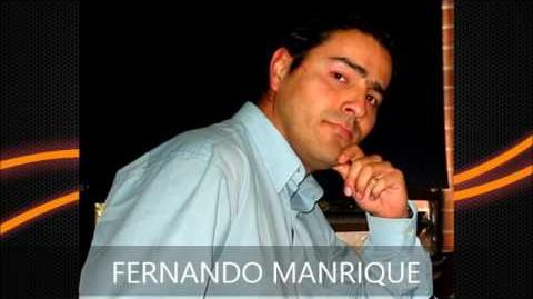 FERNANDO MANRIQUE LOCUTOR COLOMBIANO VOZ GRAVE