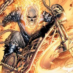 Ghost Rider en <a href=