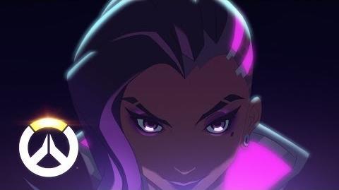 Historia de origen de Sombra - Overwatch